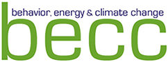 Behavior, Energy & Climate Change Conference