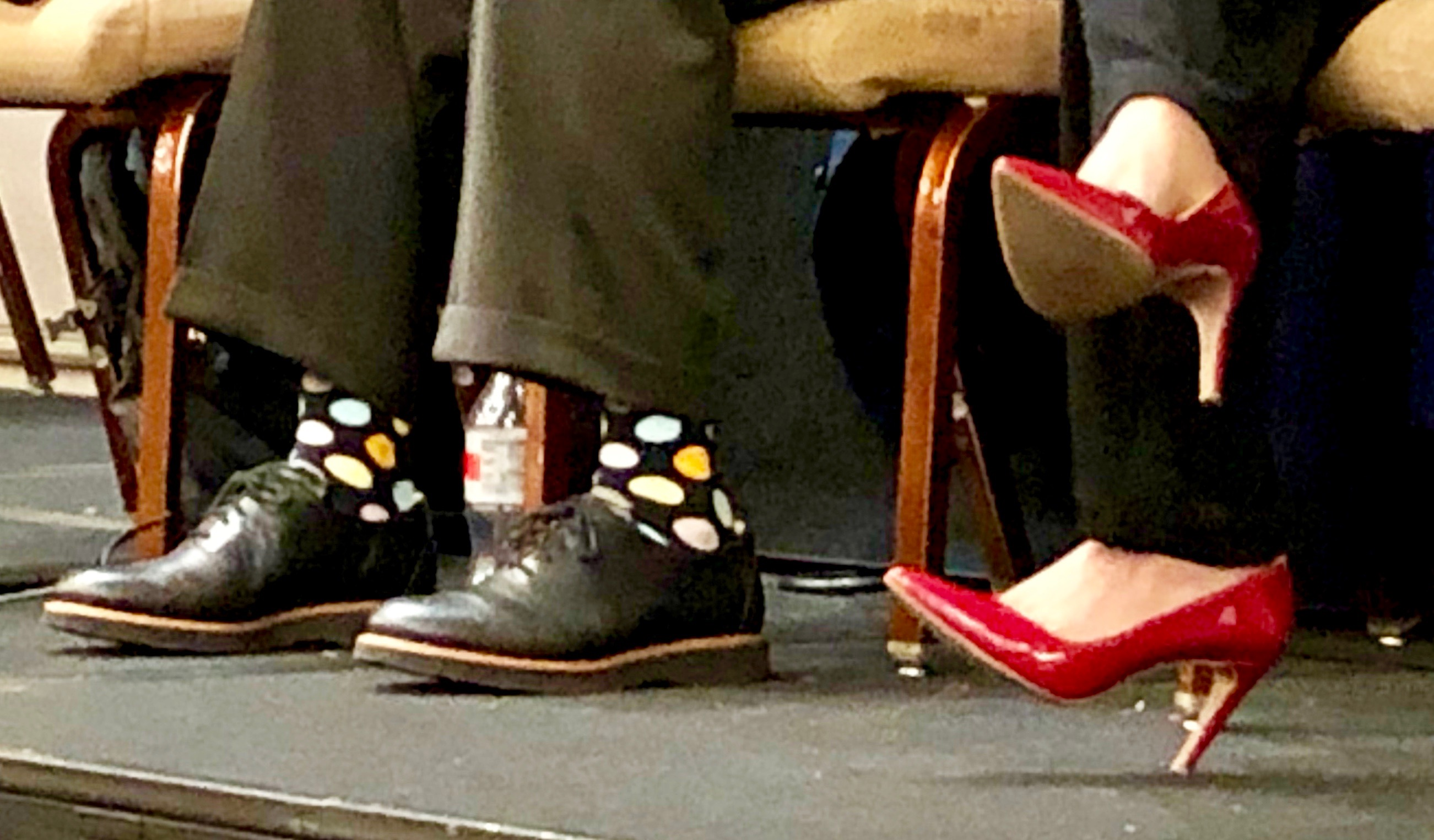 LEADERSHIP SHOES